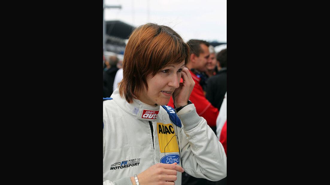 Daniela Schmid, FH Köln Motorsport Ford Focus RS VLN