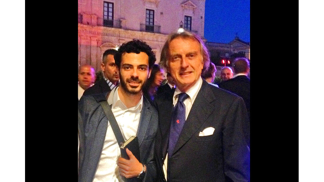 Daniele Pelligra & Luca di Montezemolo