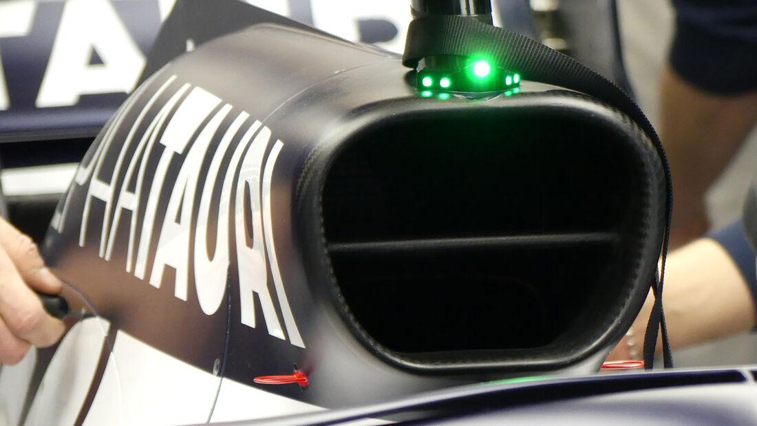 Daniil Kvyat - Alpha Tauri - F1-Test - Barcelona - 19. Februar 2020