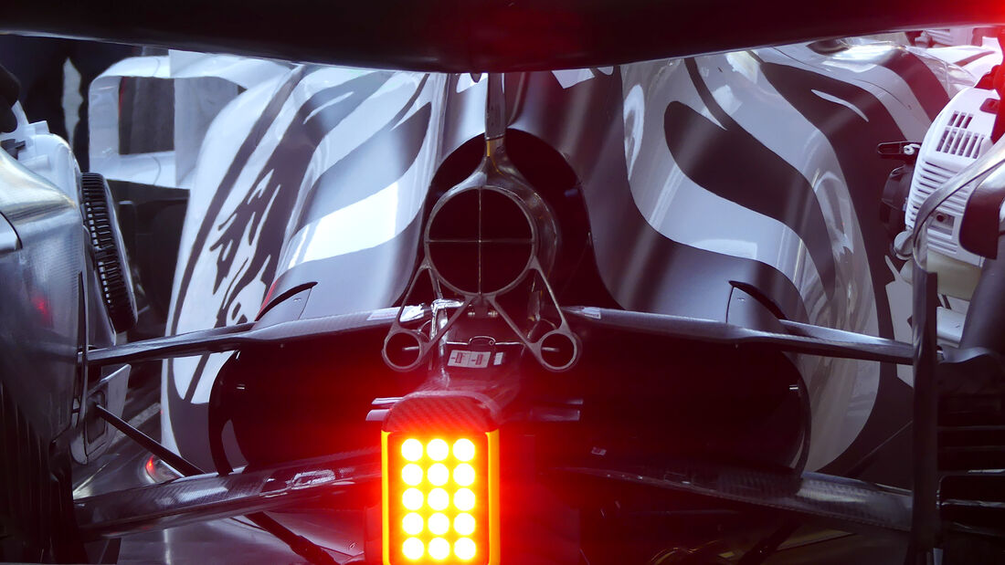 Daniil Kvyat - Alpha Tauri - F1-Test - Barcelona - 28. Februar 2020