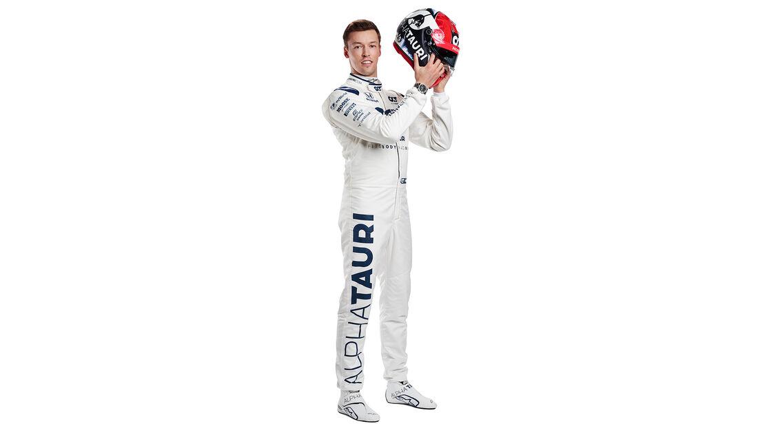Daniil Kvyat - Alpha Tauri - Formel 1 2020