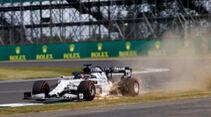 Daniil Kvyat - Alpha Tauri - Formel 1 - GP 70 Jahre F1 - Silverstone - Samstag - 8. August 2020