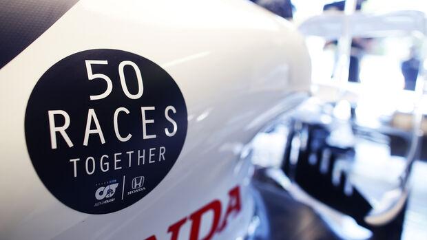 Daniil Kvyat - Alpha Tauri - Formel 1 - GP Italien - Monza - 4. September 2020