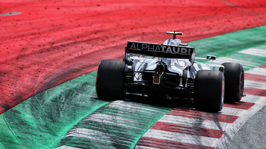 Daniil Kvyat - Alpha Tauri - Formel 1 - GP Österreich - 4. Juli 2020