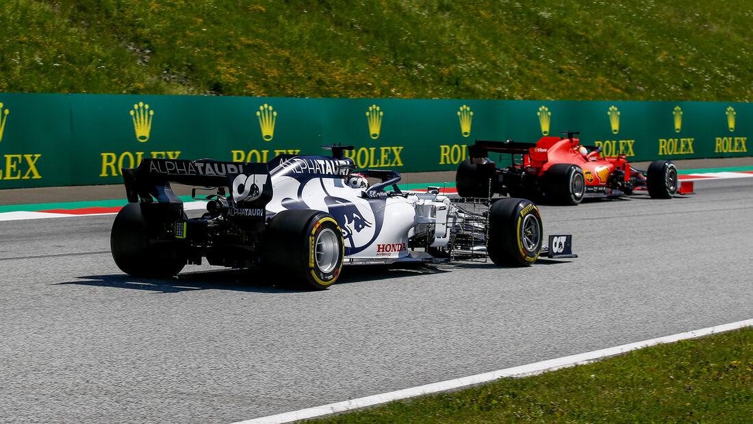 Daniil Kvyat - Alpha Tauri - Formel 1 - GP Steiermark - Österreich - Spielberg - 10. Juli 2020