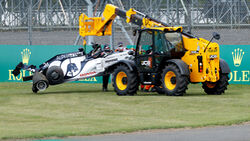 Daniil Kvyat - Alpha Tauri - GP England 2020