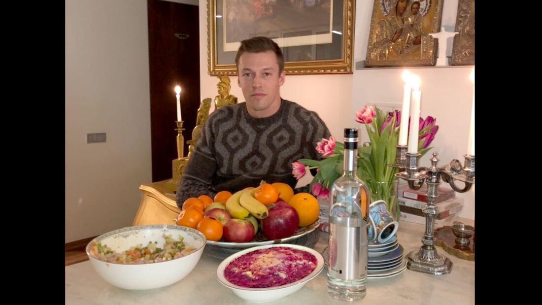 Daniil Kvyat - F1-Winterpause - 2020