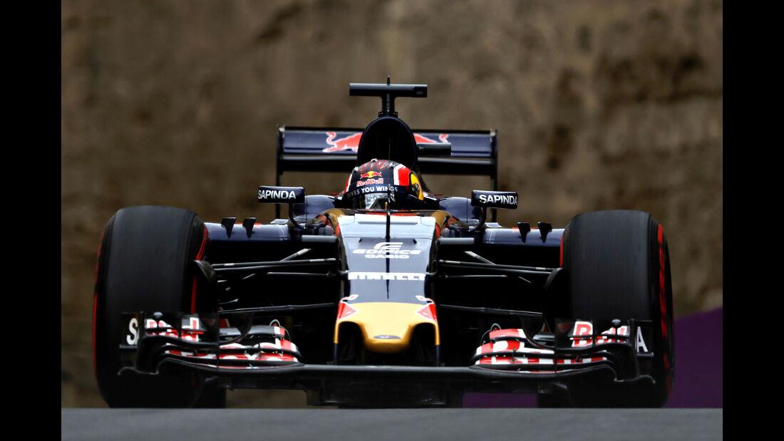 Daniil Kvyat - Formel 1 - GP Aserbaidschan 2016