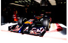 Daniil Kvyat - Formel 1 - GP Bahrain 2014