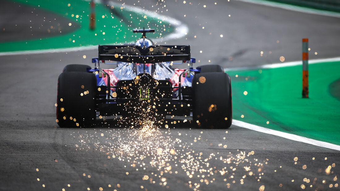Daniil Kvyat - Formel 1 - GP Brasilien 2019