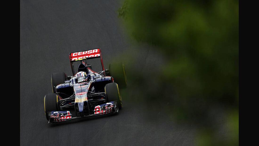 Daniil Kvyat - Formel 1 - GP Brasilien - 8. November 2014