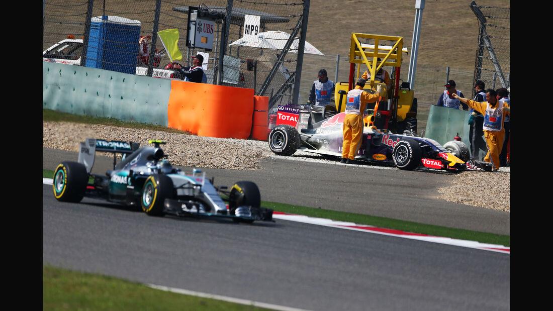 Daniil Kvyat - Formel 1 - GP China 2015