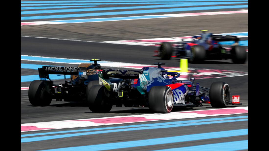 Daniil Kvyat - Formel 1 - GP Frankreich 2019