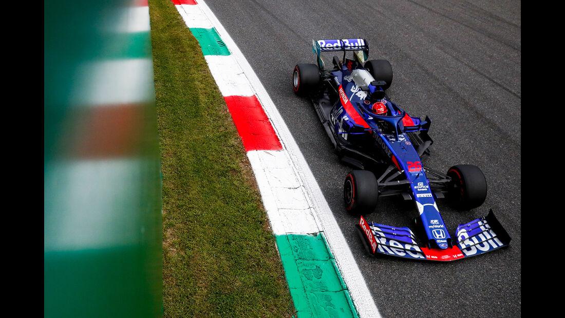 Daniil Kvyat - Formel 1 - GP Italien 2019