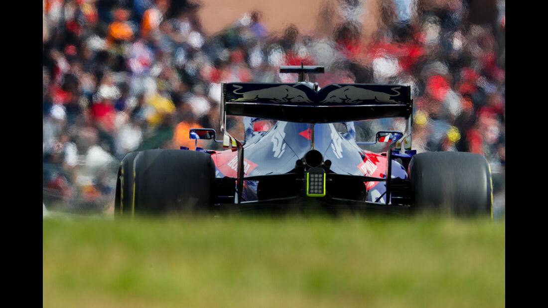 Daniil Kvyat - Formel 1  - GP Japan 2019