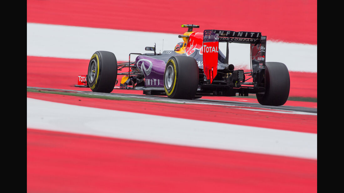 Daniil Kvyat - Formel 1 - GP Österreich 2015 - Danis Bilderkiste