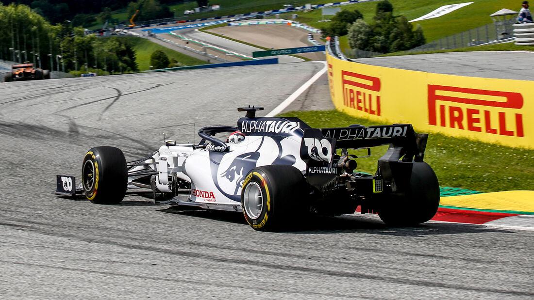 Daniil Kvyat - Formel 1 - GP Steiermark - Österreich - 2020