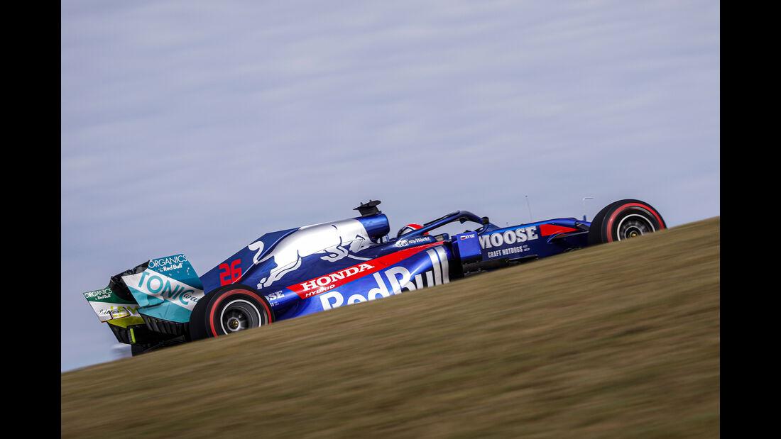 Daniil Kvyat  - Formel 1 - GP USA 2019