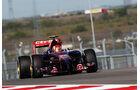 Daniil Kvyat  - Formel 1 - GP USA - 31. Oktober 2014
