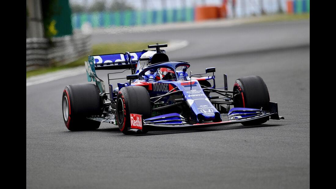 Daniil Kvyat - Formel 1 - GP Ungarn 2019