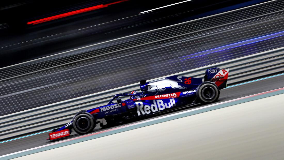 Daniil Kvyat - GP Abu Dhabi 2019
