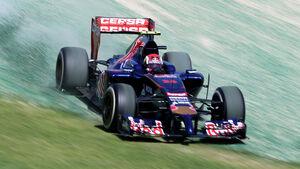 Daniil Kvyat - GP Australien 2014
