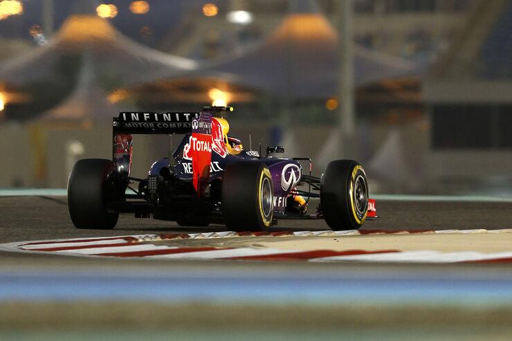 Glanztat von Ricciardo: Red Bull im Sicherheitsmodus