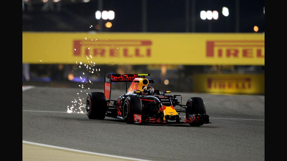 Daniil Kvyat - GP Bahrain 2016