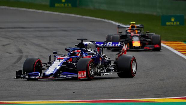 Daniil Kvyat - GP Belgien 2019