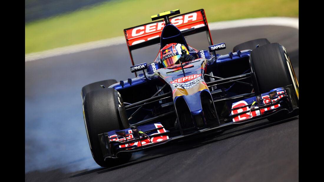 Daniil Kvyat - GP Brasilien - Formel 1 - Tops & Flops