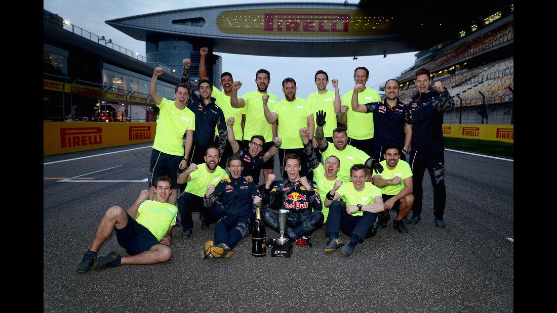 Daniil Kvyat - GP China 2016