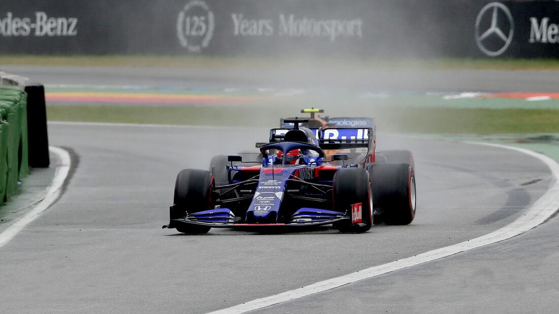 Daniil Kvyat - GP Deutschland 2019
