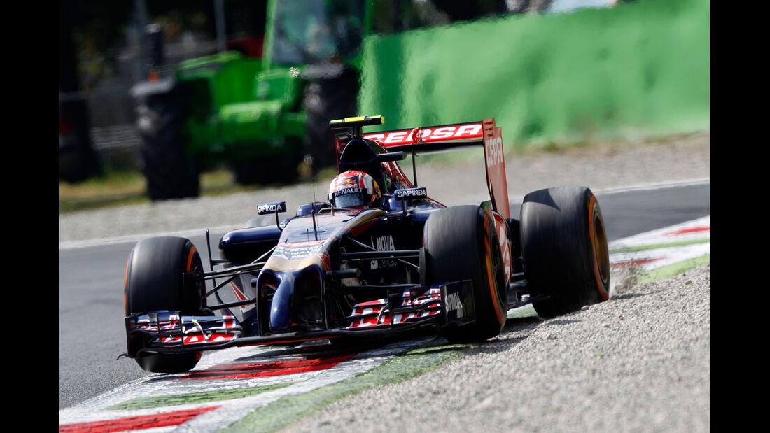 Daniil Kvyat - GP Italien 2014