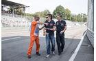 Daniil Kvyat - GP Italien 2014 - Danis Bilderkiste