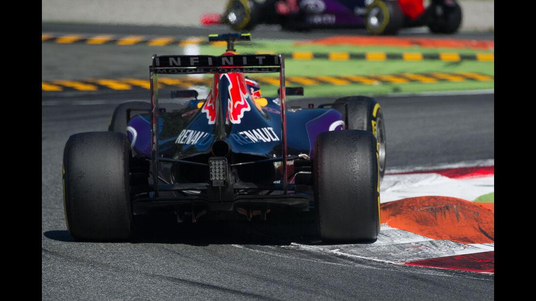 Daniil Kvyat - GP Italien 2015