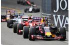 Daniil Kvyat - GP Monaco 2015