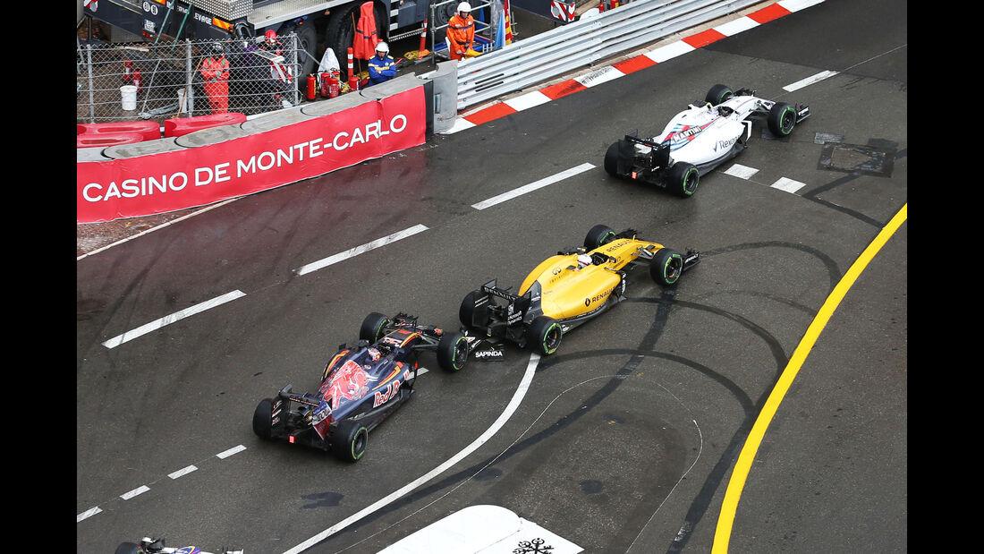 Daniil Kvyat - GP Monaco 2016
