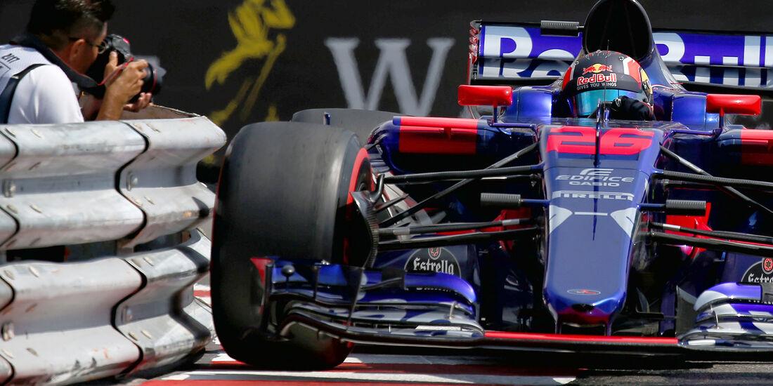 Daniil Kvyat - GP Monaco 2017