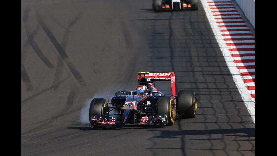 Daniil Kvyat - GP Russland 2014