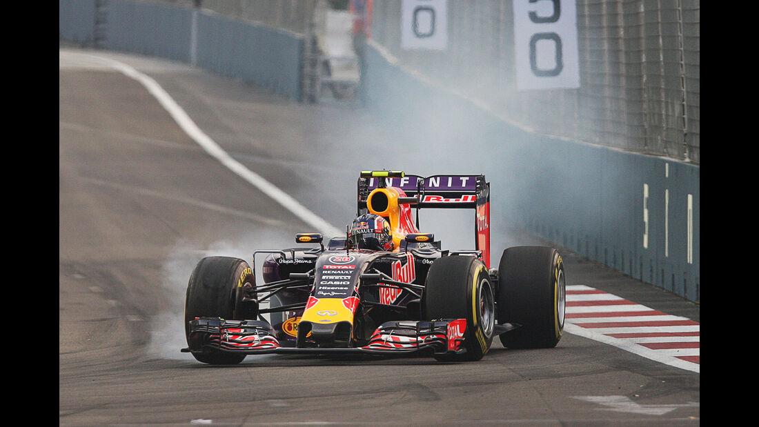 Daniil Kvyat - GP Singapur 2015