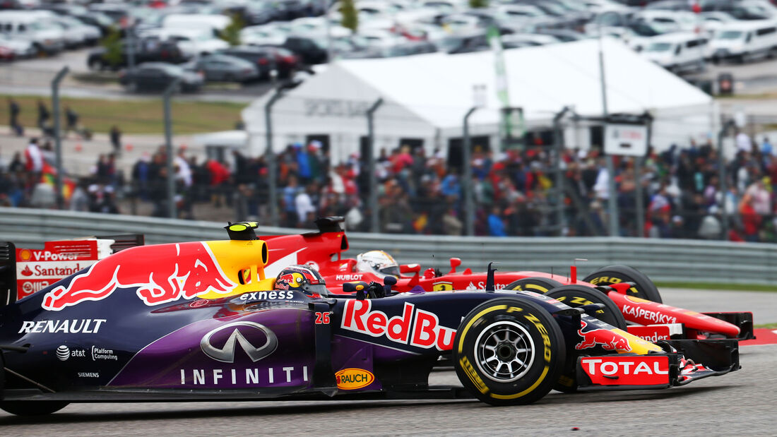 Daniil Kvyat - GP USA 2015