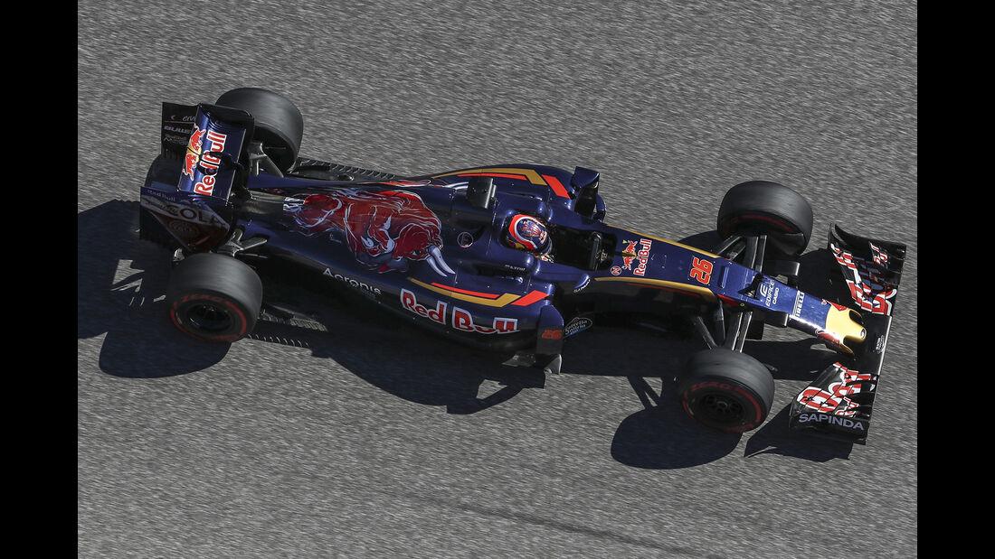 Daniil Kvyat - GP USA 2016