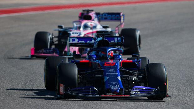 Daniil Kvyat - GP USA 2019