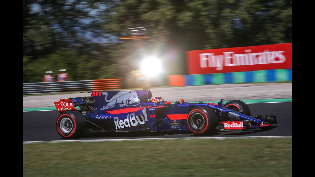 Daniil Kvyat - GP Ungarn 2017