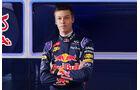 Daniil Kvyat - Helm - Porträt - Formel 1 - 2015