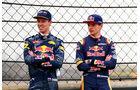 Daniil Kvyat & Max Verstappen - Formel 1 - 2016