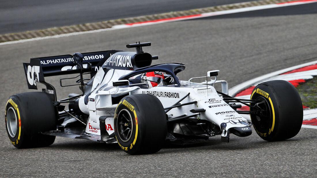 Daniil Kvyat - Nürburgring - Eifel Grand Prix - 2020