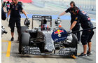 Daniil Kvyat - Red Bul  Formel 1-Test - Barcelona - 26. Februar 2015