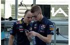 Daniil Kvyat - Red Bull - Formel 1 - GP Abu Dhabi - 26. November 2015