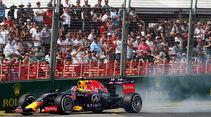 Daniil Kvyat - Red Bull - Formel 1 - GP Australien - Melbourne - 14. März 2015